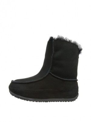 ... Boots for Women by dandilly. See more. Fitflop Mukluk Moc 2 - Mocasines  de cuero mujer disponible en Espa�a a http:/