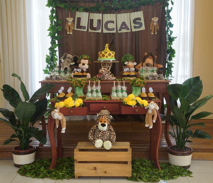 Festa Safari Duvidas e informações  www.sonhosdefestas.com.br