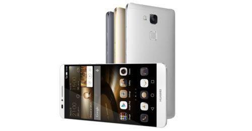 """Huawei Ascend Mate 7 Mobile Phone 6"""" 3GB RAM 32GB ROM Dual SIM 4G Fingerprint"""