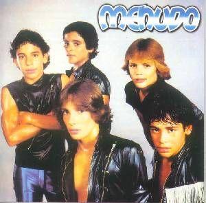 Grupo Menudo    http://en.wikipedia.org/wiki/Menudo_%28band%29