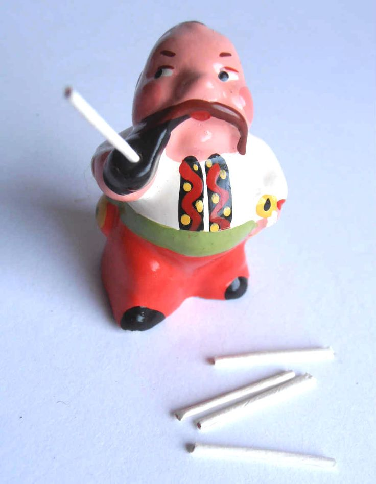 Курильщик казак