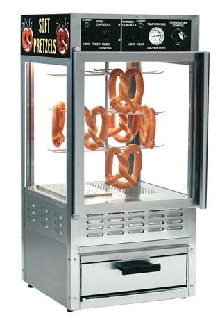 pretzel machine maker