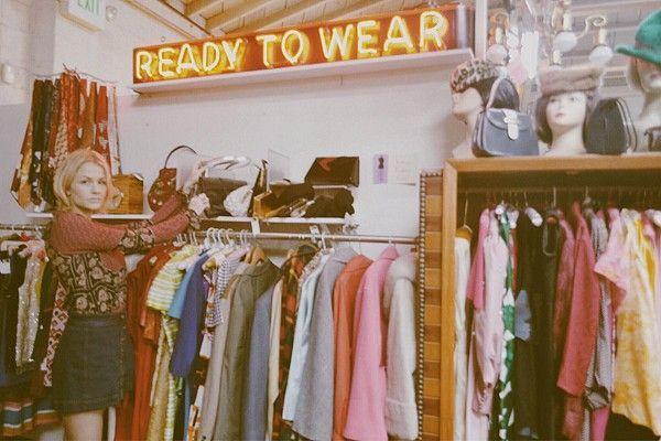 Vintage Shopsvintage Shops Aesthetic Vintage Vintage Wardrobe Retro Aesthetic