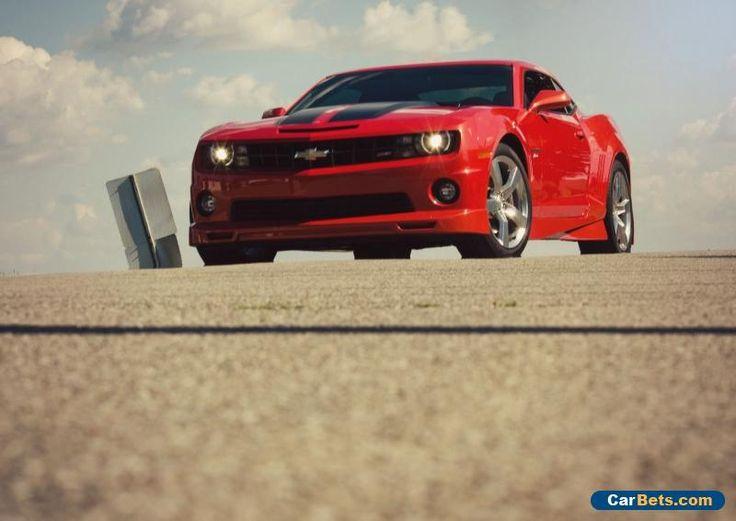 2010 Chevrolet Camaro 2SS/RS #chevrolet #camaro #forsale #unitedstates