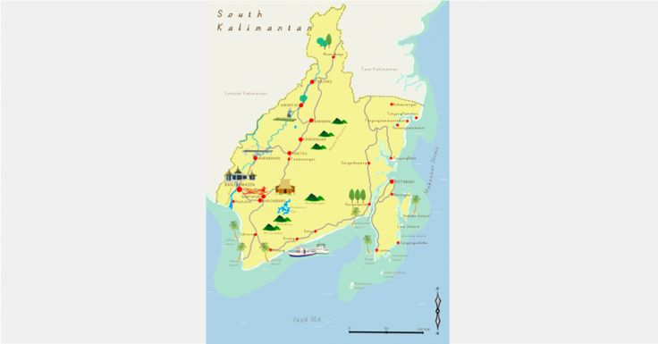 South Kalimantan   HopOnIndonesia