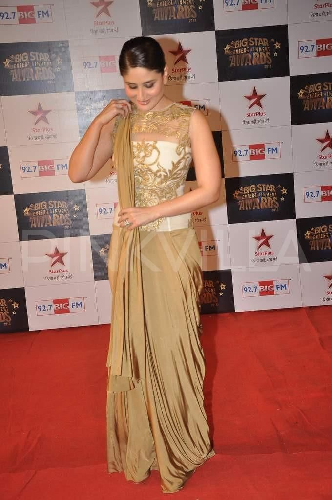Kareena Kapoor at the Big Star Entertainment Awards | PINKVILLA