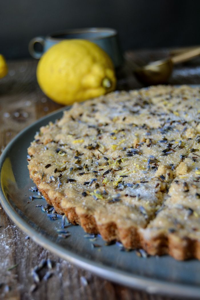 If I had to choose my favourite late summer shortbread for tea time in August I'd have to say it would be lavender lemon. My choice is deeply inspired by the fragrant fields of the Provence covered...