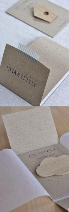 packaging // raw + refined [ stamp like typewriter type . kraft paper + board . folded . washi tape ]