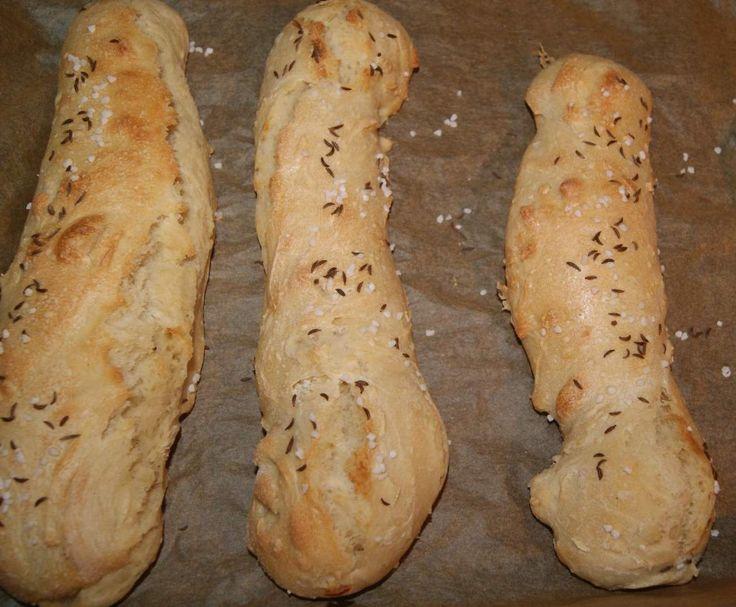 Rezept Schwäbische Seelen von Lexa07 - Rezept der Kategorie Brot & Brötchen
