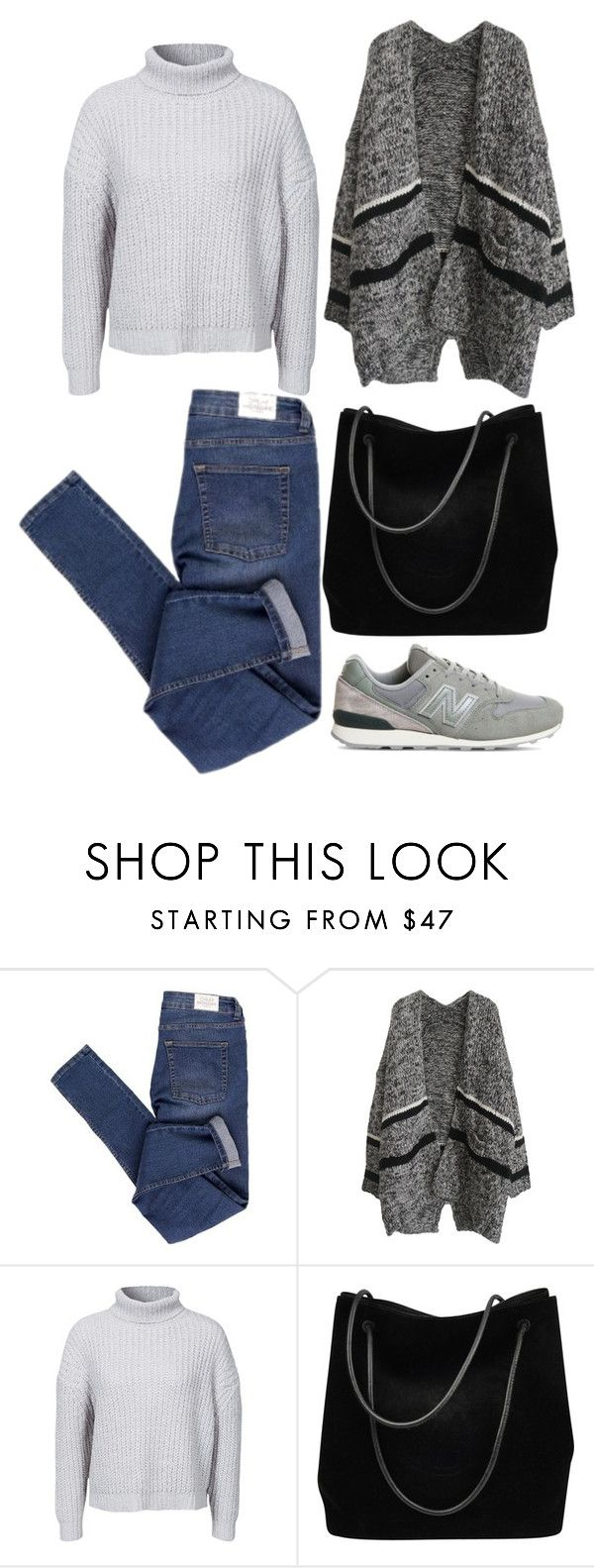 """""""Saturday: Running Errands"""" by lovelydgessy ❤ liked on Polyvore featuring Cheap Monday, Gucci and New Balance"""