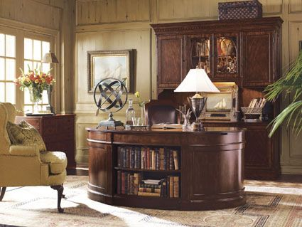 Drexel Heritage Office Furniture Worth Showing Up For