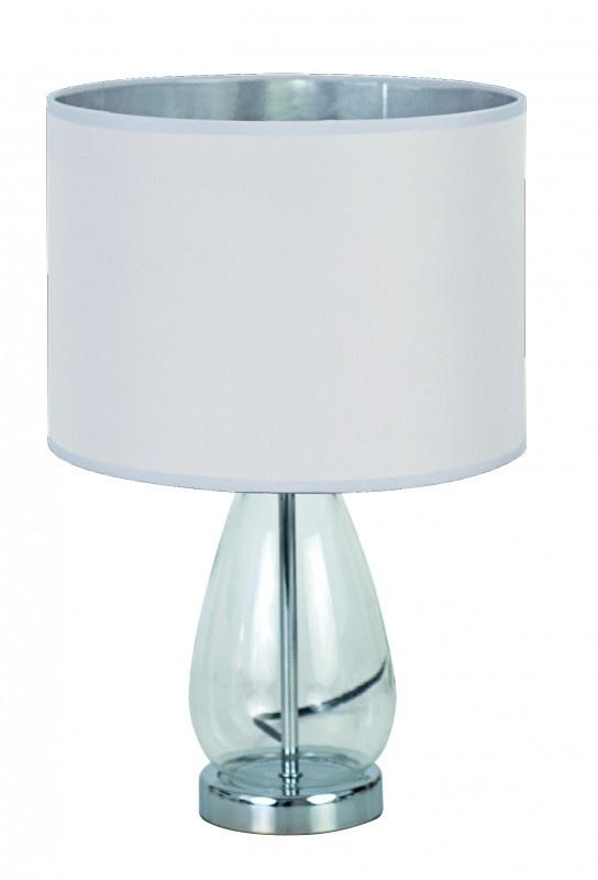 Schemerlamp 38cm Helder Glas S