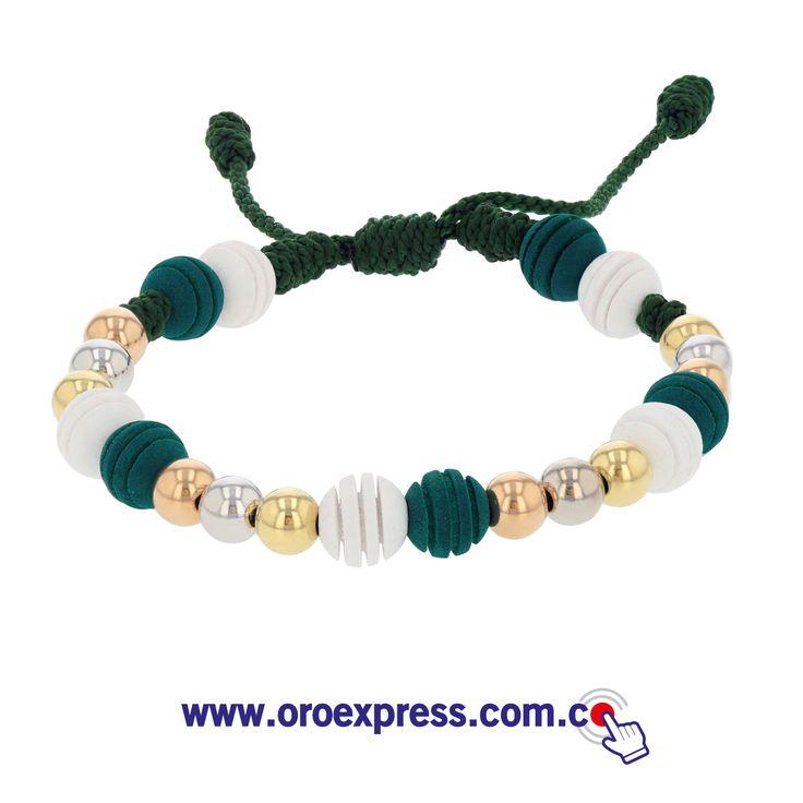Los colores que quieras, en OROEXPRESS te personalizamos tus pulseras neopreno y oro 18k. Ingresa a www.oroexpress.com.co o llámanos a nuestro WhatsApp 317 543 5909 y elige la tuya.