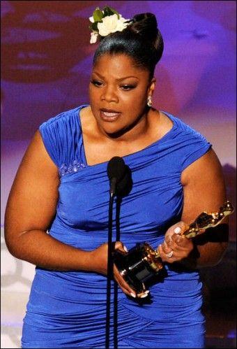 Monique - Oscar Winner - Precious