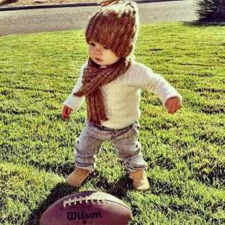 Future football player <3