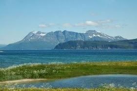 Lysnes, Senja - one of the most beautiful places on earth! We have our holiday home here. :)