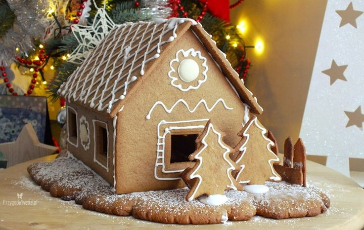Domek z Piernika /  gingerbread house