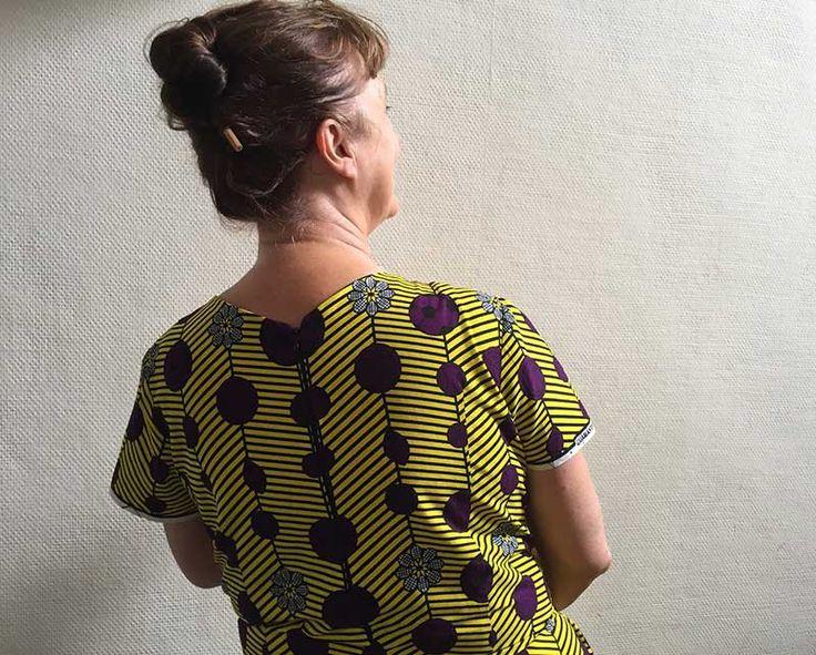 Laneway Dress Jennifer Lauren Handmade