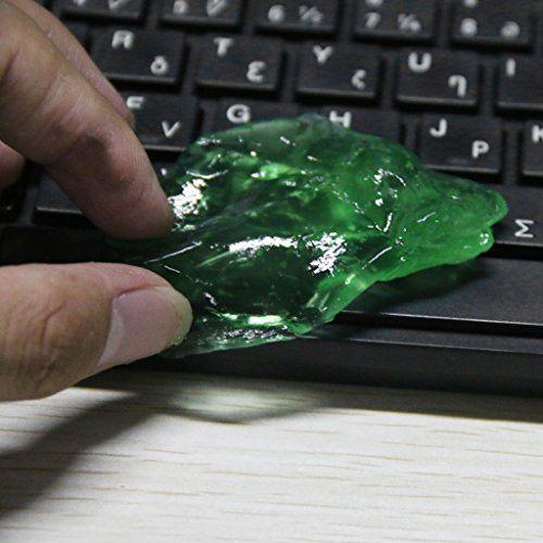 """Description: Respectueux de l'environnement, fermetures saleté et tue plus de 80% des germes Ramasse la poussière et la saleté de claviers d'ordinateurs, les téléphones mobiles et les imprimantes, les voitures climatiseur Outlet stockage. Ne laisse pas de résidus, garde les … <a href=""""http://www.123autos.fr/produit/collant-propre-colle-gomme-gel-de-silice-voiture-pc-poussiere-de-clavier-salete-nettoyant-vert/"""">Lire la suite</a>"""
