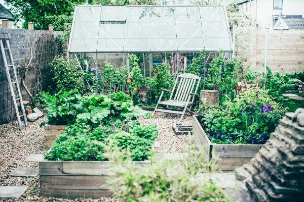 Krickelins trädgård