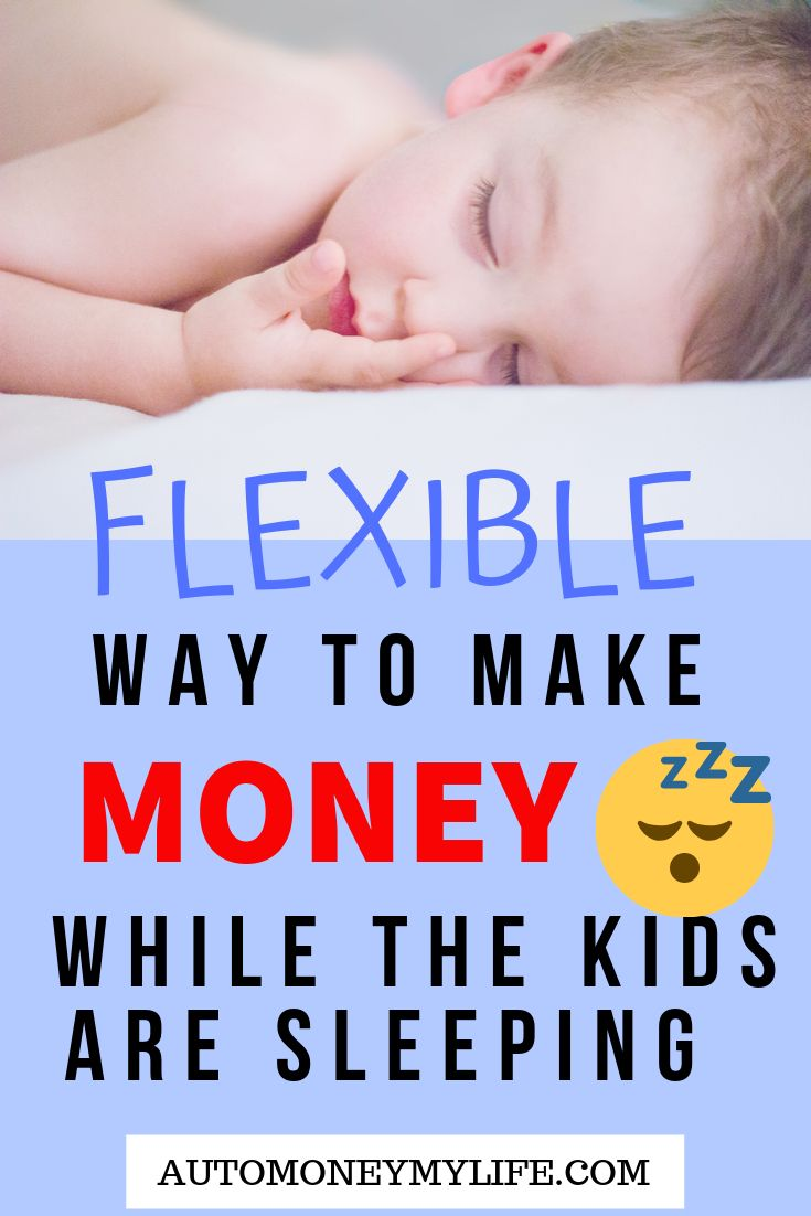 Flexible ways to make money for stay at home Mums