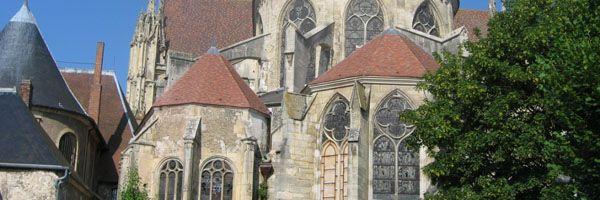 Cathédrle st etienne de Sens 89