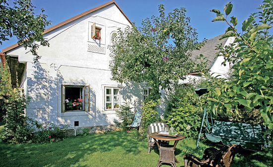 This is our biggest dream - a cottage in a garden full of trees