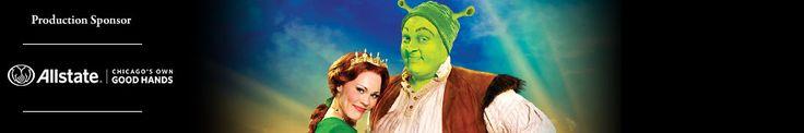 Chicago Shakespeare Theater - Shrek The Musical