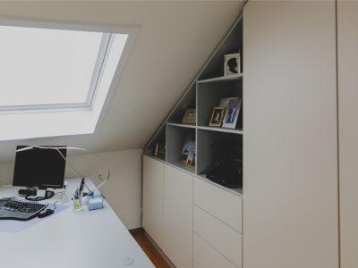 14 best Schränke für Dachschrägen schrankwerkde images on - küche mit dachschräge planen
