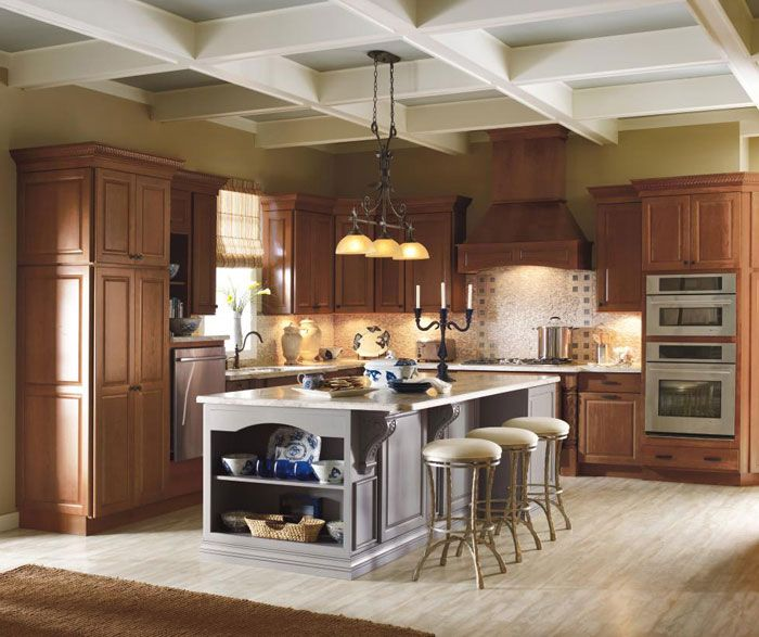 Kitchen Ideas Cherry Colored Cabinets: 26 Best Images About The Gathering Place On Pinterest