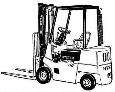 Hyster Instructions Manuals
