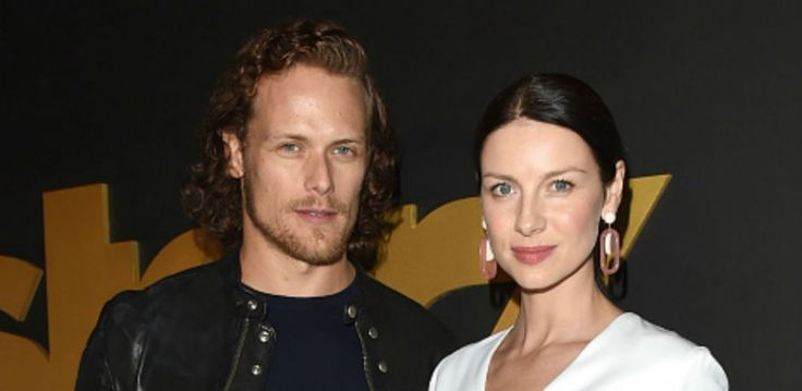 Image result for Sam Heughan Married in Real Life Really Is