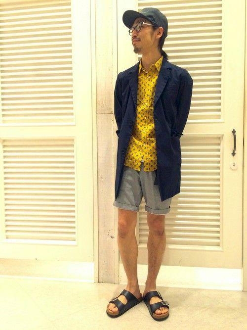 ショップスタッフ TAKASHI│rageblueのジャケット/アウターコーディネート-WEAR