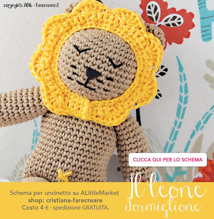 163 best images about Amigurumi alluncinetto on Pinterest ...