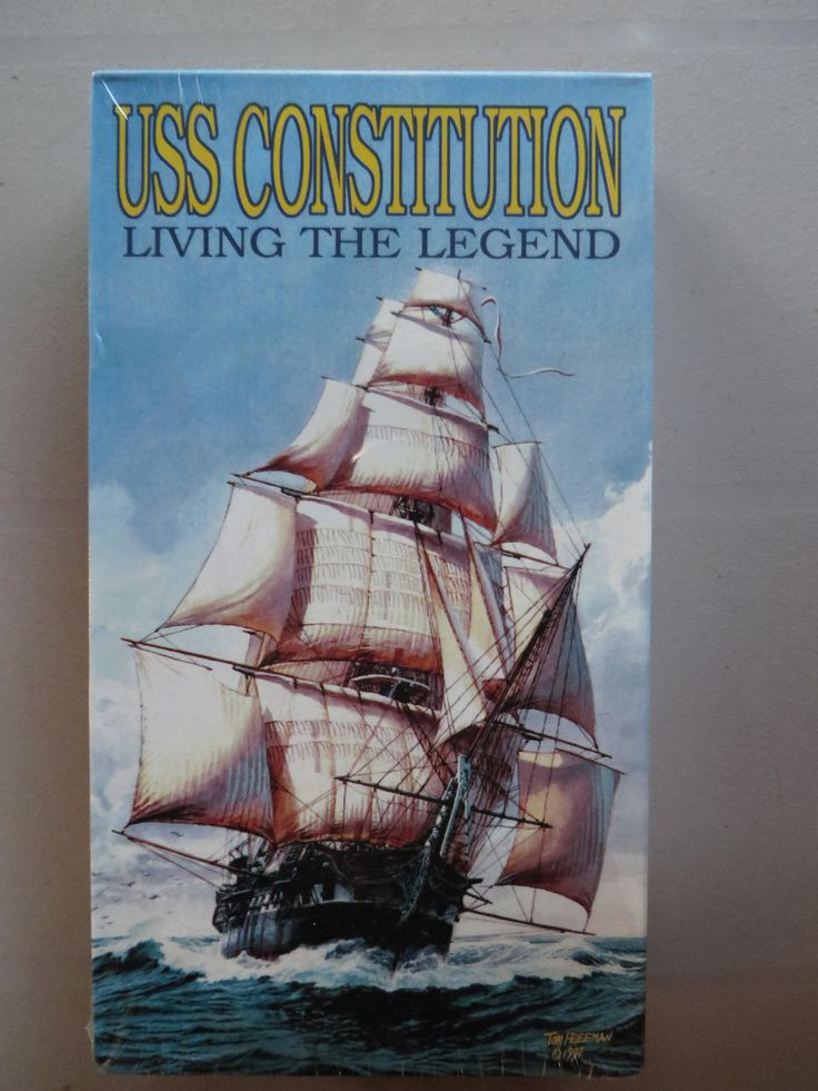 Excited to share the latest addition to my #etsy shop: 1997 ' USS Constitution ' Brand New Sealed Vintage VHS Movie - Documented 200th Birthday Voyage - 'Old Iornsides' - Warship - Old New Stock http://etsy.me/2zRbQDs #everythingelse #birthday #christmas #newvhstape #vintage