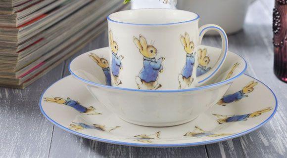 ACHICA   Beatrix Potter: Porcelain
