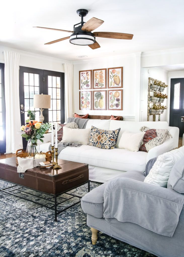 8 Fall Decorating Tips for a Budget
