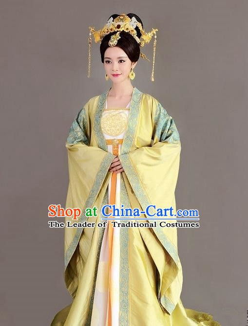 Traditional Chinese Ancient Imperial Emperess Concubine Costumes ... 3f9250b68