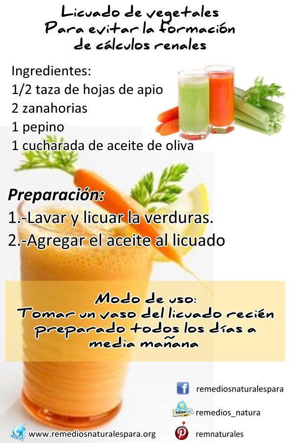 Recetas medicina natural para adelgazar