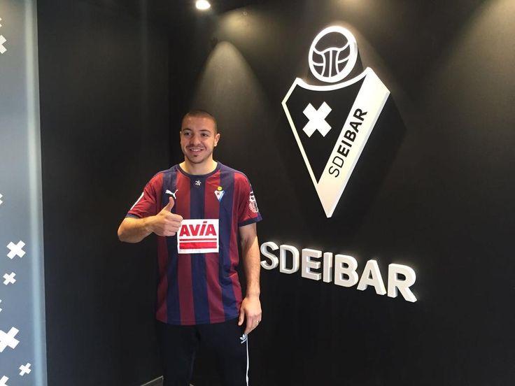 Napoli's Serbian midfielder Josip Radosevic loaned to SD Eibar
