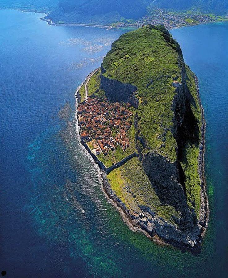 Monemvasía - Peloponeso (Grecia)