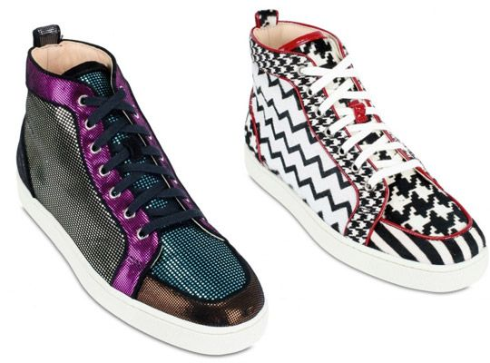 Christian Louboutin Rantus Orlato High Top Sneaker Fall/Winter 2010