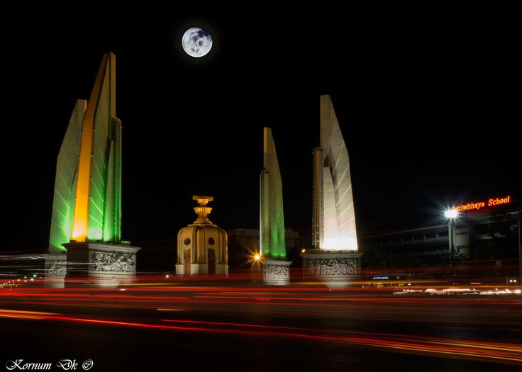 Freedom Monument by Bo Kornum on 500px