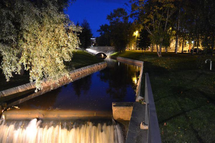 Laanaoja, Madetojanpuisto #Oulu