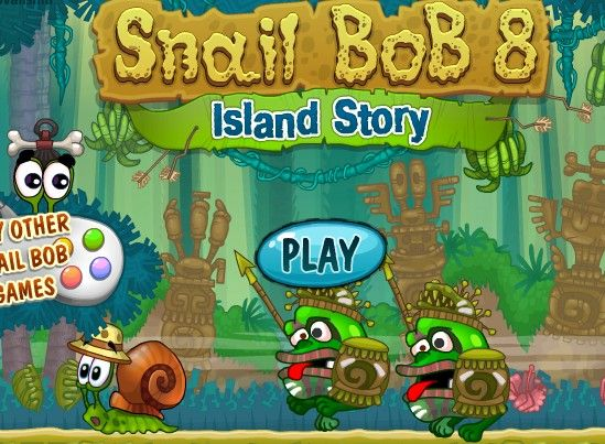 Snail Bob 6 Winter Story | Malika Games Online Free