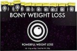 Bony Weightloss: Citrus Flavor 60 Count Box of Energy Powder Sticks Water Enhancers with Garcinia Cambogia, Acai Berry, Noni Fruit, Green Coffee Bean, and Yacon - http://www.painlessdiet.com/bony-weightloss-citrus-flavor-60-count-box-of-energy-powder-sticks-water-enhancers-with-garcinia-cambogia-acai-berry-noni-fruit-green-coffee-bean-and-yacon/