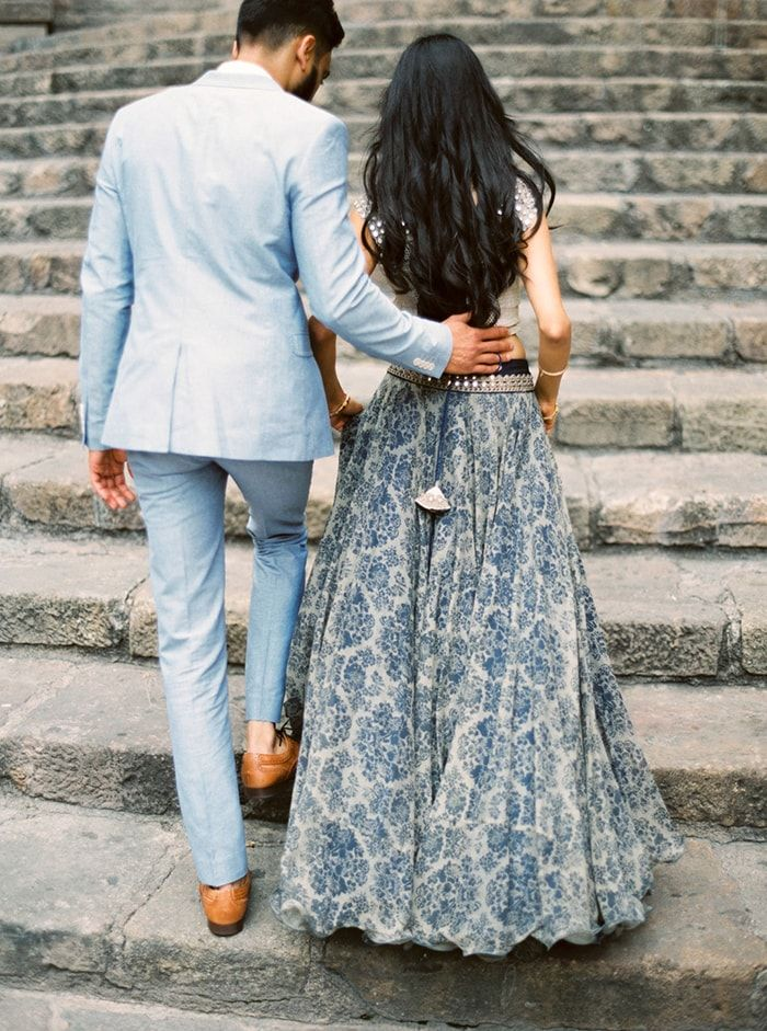 Destination Engagement Photography in Spain