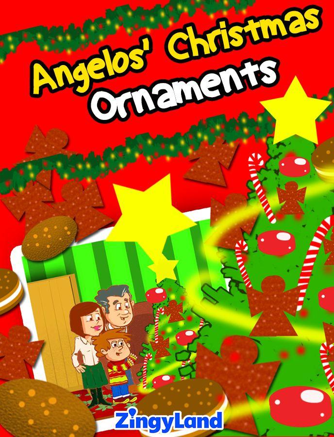 Angelos' Christmas Ornaments