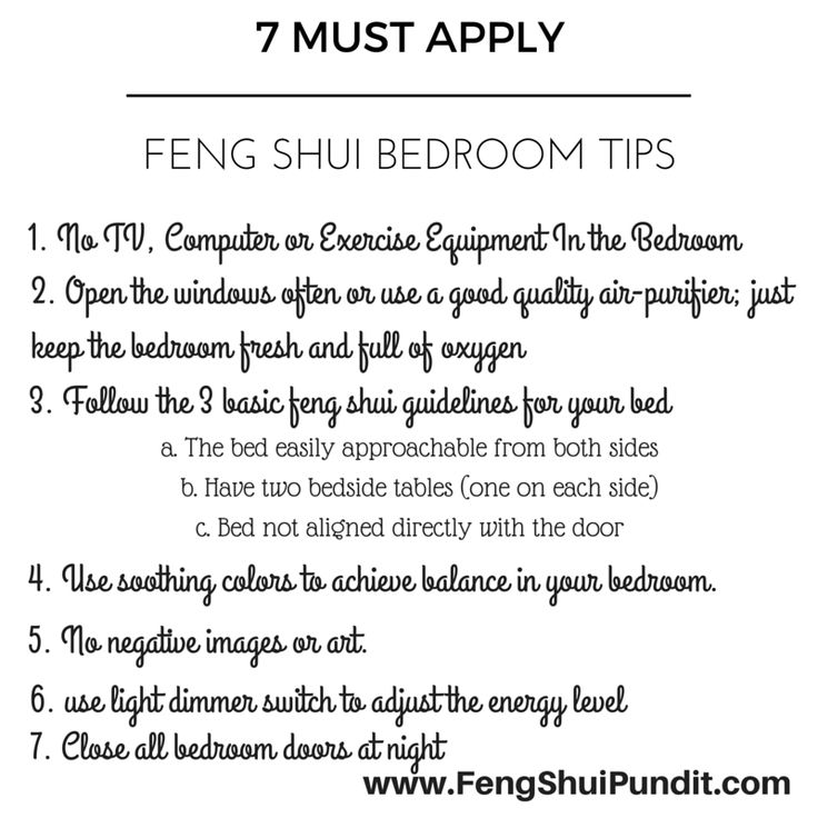 bedroom tips feng shui pinterest feng shui bedrooms and feng shui bedroom. Black Bedroom Furniture Sets. Home Design Ideas