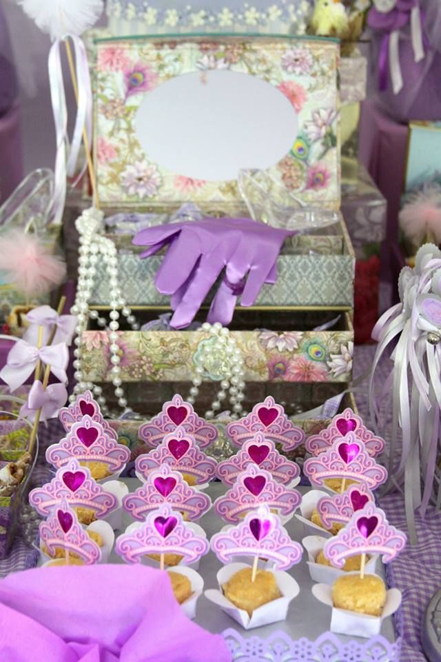purple themed bridal shower%0A Purple Princess Party Ideas  Baby Shower Ideas and Shops